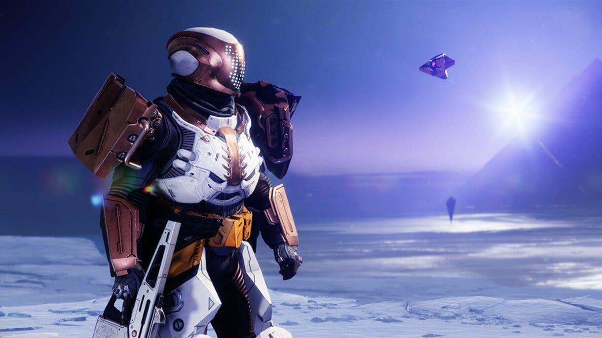 destiny 2 presenta trailer juego de guardianes
