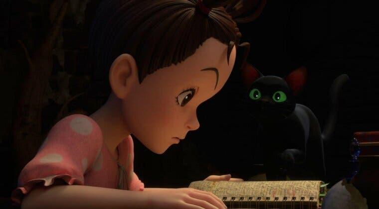 Imagen de Earwig y la Bruja: Estos son los cines que estrenan la película de Studio Ghibli en España