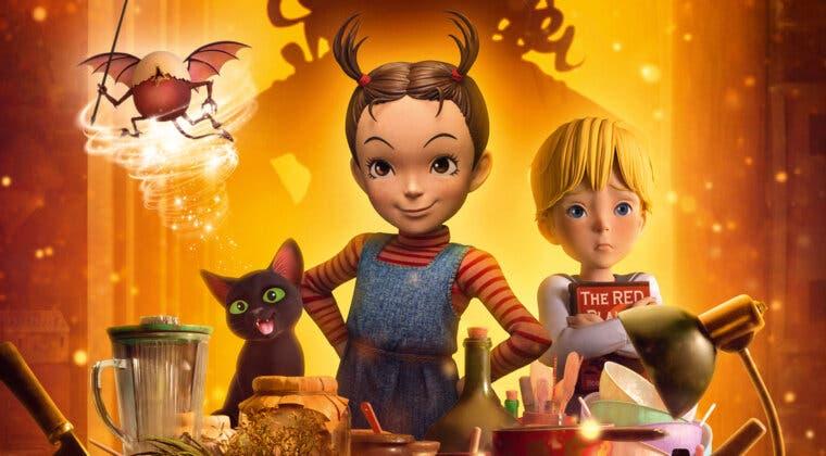 Imagen de Crítica de Earwig y la Bruja, ¿Merece la pena la nueva película de Studio Ghibli?