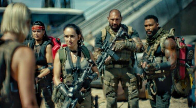 Imagen de Ejército de los Muertos: Zack Snyder está muy interesado en hacer una secuela