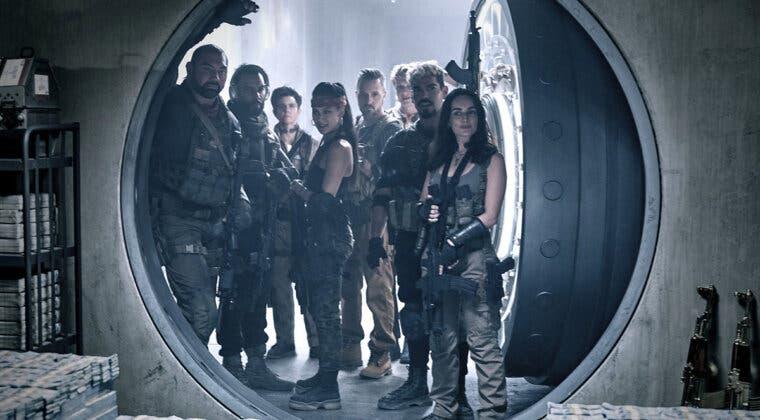 Imagen de Ejército de los Muertos: Divertido e impresionante tráiler de lo nuevo de Zack Snyder