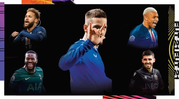 Imagen de FIFA 21: gran plantilla a bajo precio para jugar el próximo FUT Champions con recompensas TOTS de la Premier League
