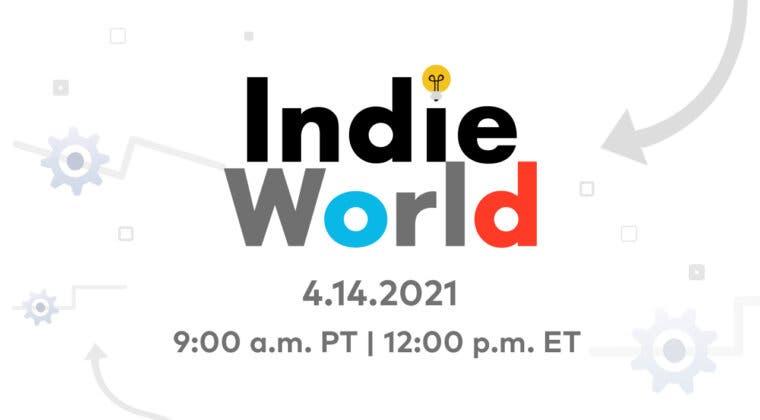 Imagen de Nintendo anuncia y pone fecha a un nuevo Indie World con videojuegos para Switch