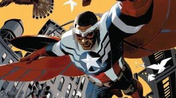 Imagen de Uno de los cómics en los que se basa Falcon y el Soldado de Invierno esconde un guiño al Betis