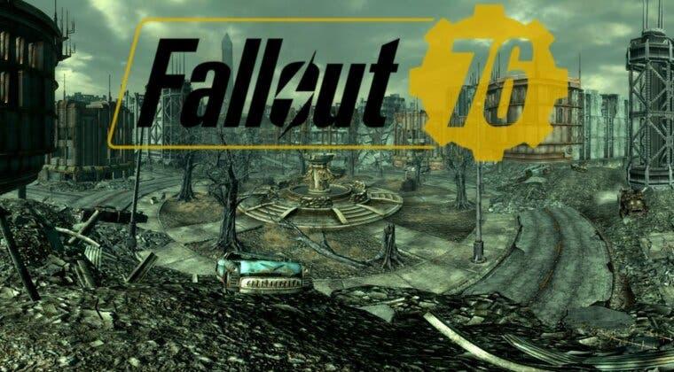 Imagen de Fallout 76 podría llevarnos a Washington DC con una próxima expansión, de acuerdo a una filtración