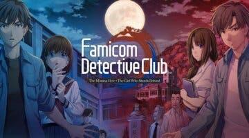 Imagen de Famicom Detective Club anticipa su lanzamiento en Nintendo Switch con un nuevo tráiler