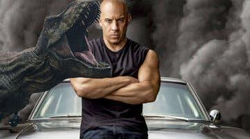 Imagen de Fast & Furious y Jurassic World podría tener un 'crossover' al estilo Vengadores