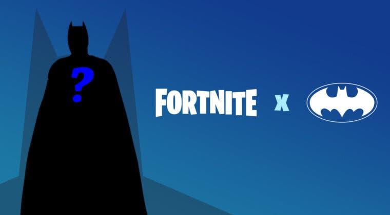 Imagen de Fortnite filtra la nueva skin de Batman Punto Cero y su posible fecha de lanzamiento