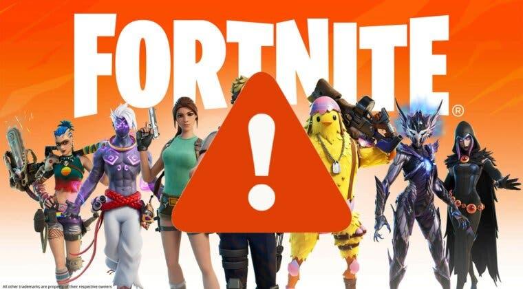 Imagen de ¿Problemas para conectarte a Fortnite? Esta es la razón
