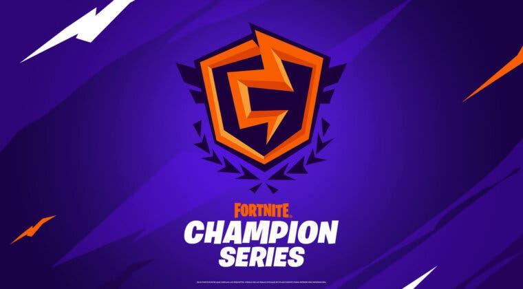 Imagen de Fortnite revela la fecha, premios y formato de la nueva FNCS de la Temporada 6