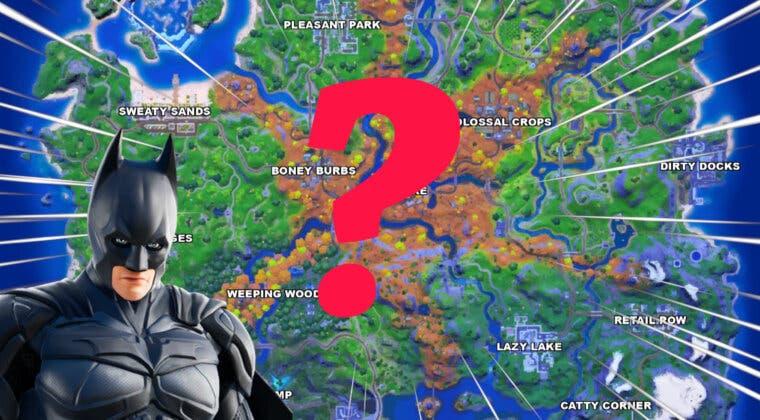Imagen de Fortnite recibe el taller de Batman y otros nuevos cambios del mapa con su parche 16.30
