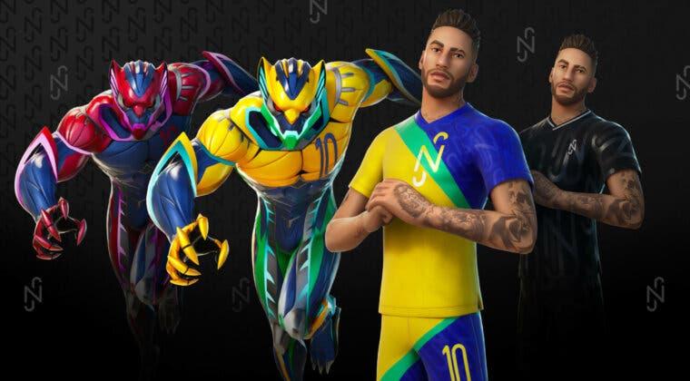 Imagen de Fortnite: cómo conseguir gratis el nuevo gesto 'As del giro' de Neymar Jr.