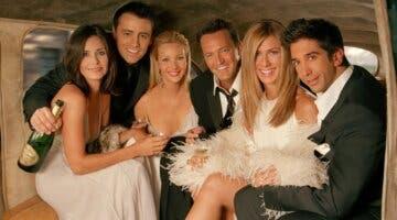 Imagen de HBO Max da por finalizado el rodaje de la reunión de Friends