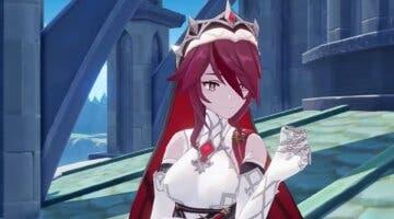 Imagen de Rosaria ya está disponible en Genshin Impact; así es 'la Beata Impía'