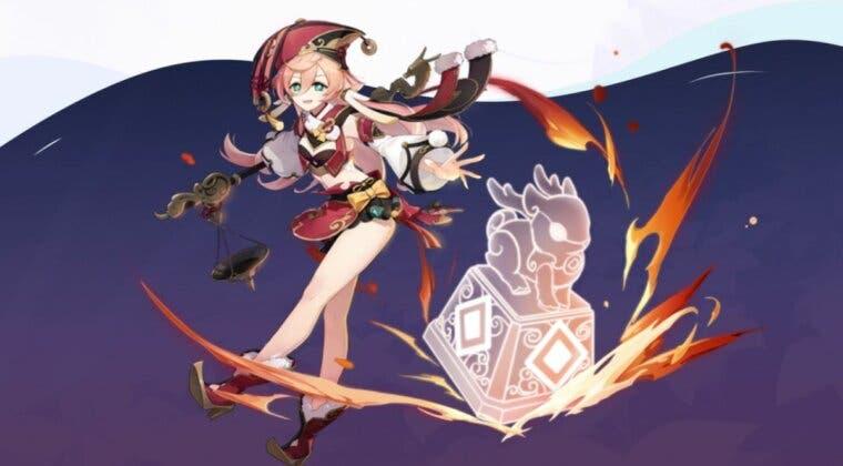 Imagen de Genshin Impact luce a Yanfei en un nuevo gameplay trailer