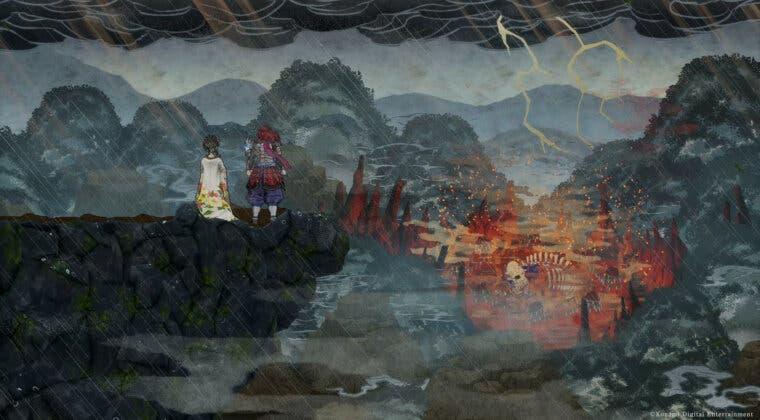 Imagen de Konami anuncia GetsuFumaDen: Undying Moon para PC y Nintendo Switch