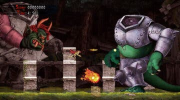 Imagen de Filtrada la fecha de salida de Ghosts 'n Goblins Resurrection en PC, PS4 y Xbox One