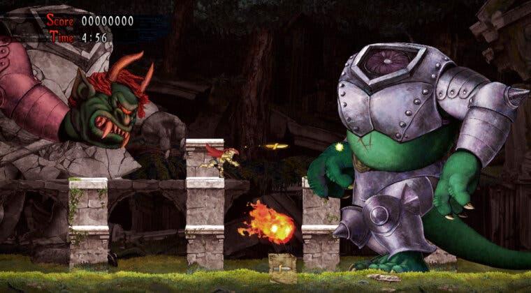 Imagen de Filtrada la fecha de salida de Ghosts 'n Goblins Resurrection en PC, PS4 y Xbox One