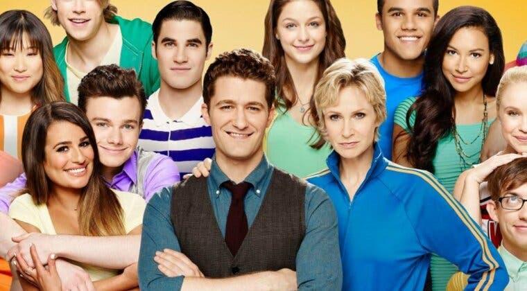 Imagen de El reparto de Glee se reencuentra en una emotiva llamada en honor a Naya Rivera