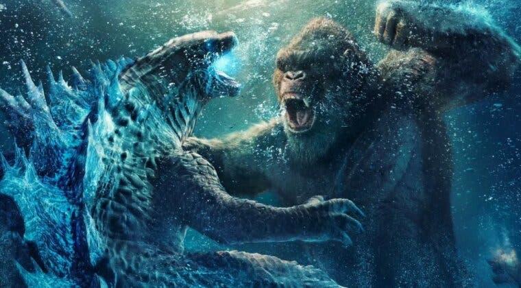 Imagen de Godzilla vs. Kong ya supera en taquilla a El Rey de los Monstruos