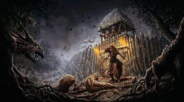 Imagen de Así es Gord, el prometedor juego que mezcla de The Witcher, Frostpunk y Darkest Dungeon