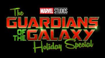 Imagen de James Gunn revela entre qué películas ocurre el especial navideño de Guardianes de la Galaxia