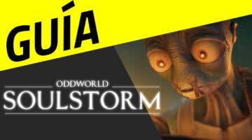 Imagen de Guía completa de Oddworld: Soulstorm - Todos los niveles, insignias de platino y más