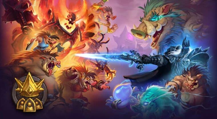 Imagen de El próximo parche de Hearthstone traerá tres héroes y una nueva tribu a Campos de batalla