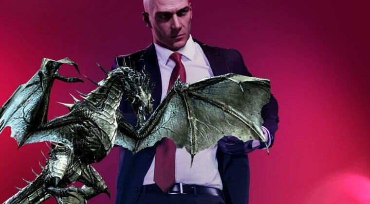 Imagen de La nueva IP de IO Interactive (Hitman) sería un juego de fantasía con dragones