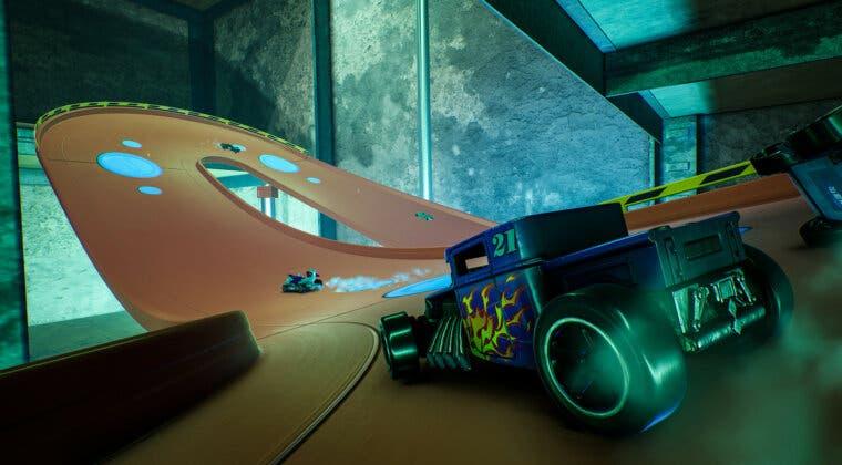 Imagen de Hot Wheels Unleashed detalla su sistema de creación de pistas a través de un nuevo vídeo