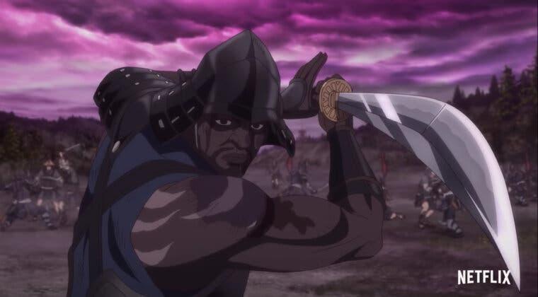 Imagen de Yasuke: duración y nuevo tráiler del próximo anime de MAPPA en Netflix