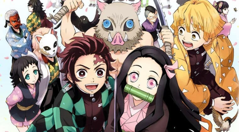 Imagen de El parque temático Universal Studios Japan contará con su propia atracción de Kimetsu no Yaiba