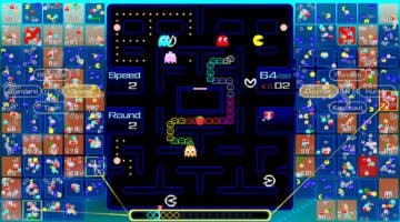 Imagen de Anunciado Pac-Man 99 como el nuevo battle royale de Nintendo Switch