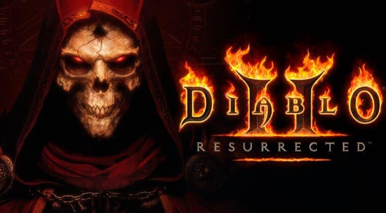 Imagen de Diablo II Resurrected: fechas, contenido y más de la alfa técnica para un jugador