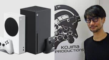 Imagen de El próximo juego de Kojima Productions podría ser un exclusivo de Xbox