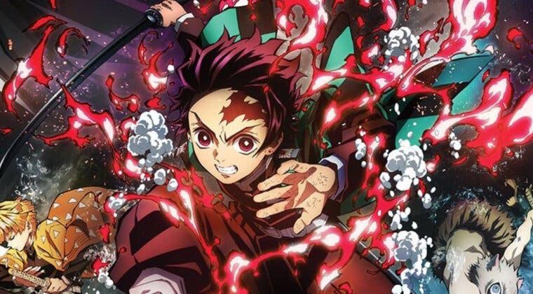Imagen de Por qué has de ver Kimetsu no Yaiba: El Tren Infinito antes que la segunda temporada del anime