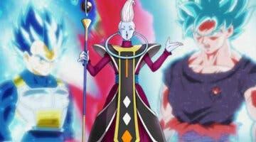 Imagen de Dragon Ball Super: Filtrada la primera imagen del capítulo 71 del manga