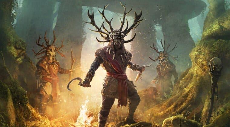 Imagen de Assassin's Creed Valhalla: Ubisoft da nuevos detalles sobre la historia de 'La Ira de los Druidas', su primera expansión