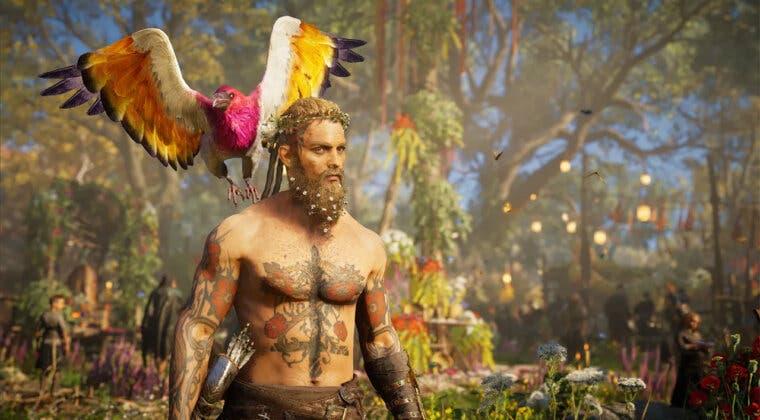 Imagen de El DLC La Ira de los Druidas de Assassin's Creed Valhalla ha sufrido un retraso