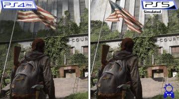 Imagen de Así sería The Last of Us 2 a 4K y 60 FPS con el parche de PS5