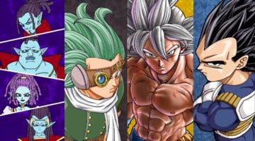 Imagen de Dragon Ball Super: Primeras imágenes y resumen inicial del manga 72