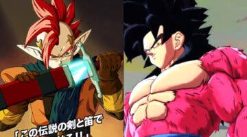 Imagen de Tapion y Goku SSJ 4 regresan a Dragon Ball de forma espectacular