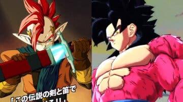 Imagen de Tapion y Goku SSJ 4 regresan a Dragon Ball de forma espectacular