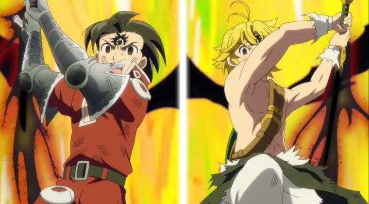 Imagen de La película Nanatsu no Taizai: Cursed By Light muestra su primer tráiler