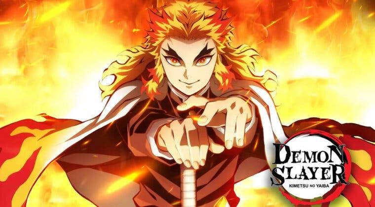 Imagen de Rengoku (Kimetsu no Yaiba) arde en este magnífico cosplay