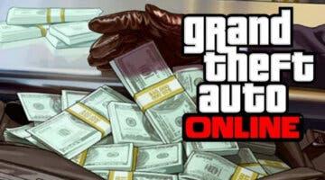 Imagen de Consigue gratis 1 millón de dólares en GTA Online con PS Plus