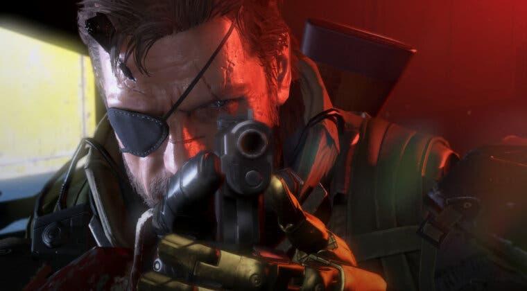 Imagen de Metal Gear Solid anunciará pronto un nuevo juego... aunque posiblemente no sea lo que esperas