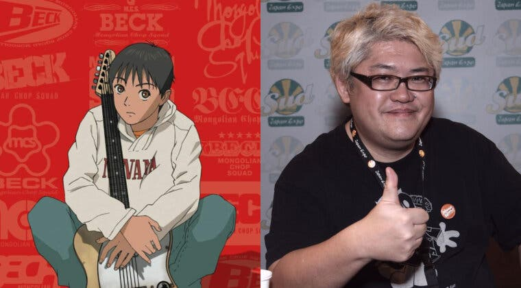 Imagen de Fallece Osamu Kobayashi, director de BECK, a los 57 años de edad
