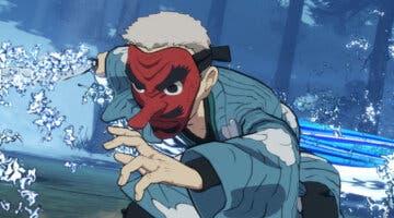 Imagen de Kimetsu no Yaiba – Hinokami Keppuutan muestra tráiler gameplay de Sakonji Urokodaki
