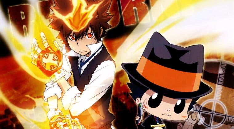 Imagen de El anime REBORN! llega oficialmente a Crunchyroll España